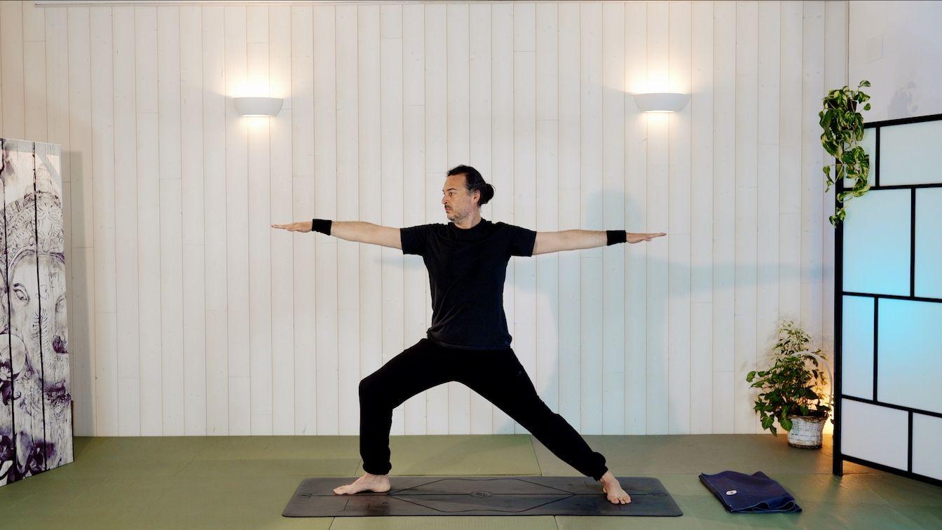 Ashtanga Yoga. Primera serie modificada