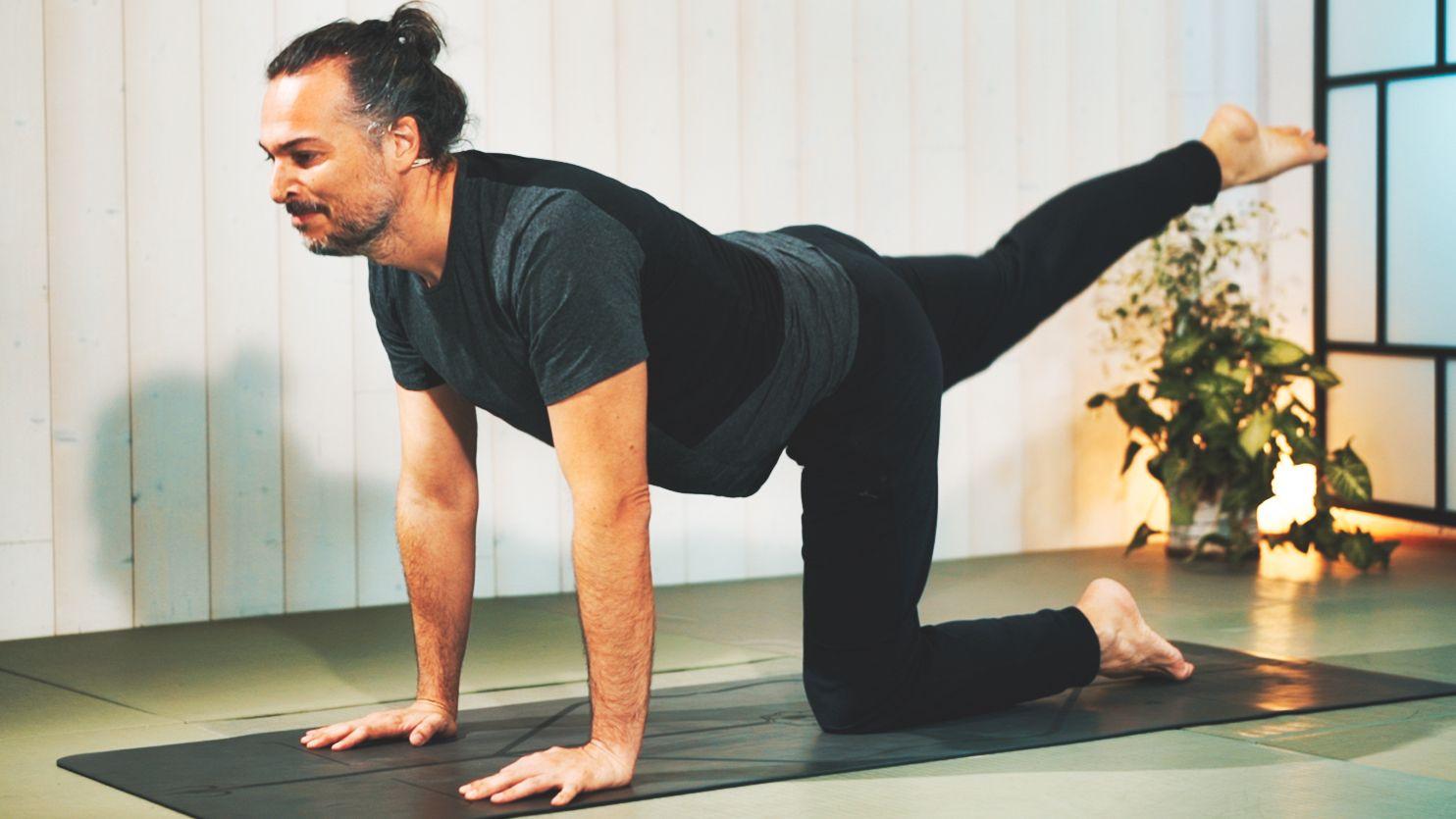 Kriya para el estrés, las suprarrenales y los riñones