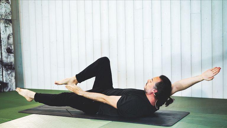 Tonificando el abdomen inferior